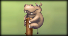 A bopapodamus, as seen in Donkey Kong Country Returns.
