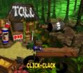 Click-Clack DKC2 end.png
