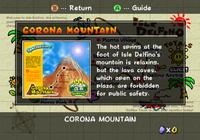 Better quality card of Corona Mountain