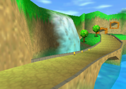 Treasure Caves, from Diddy Kong Racing.