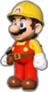 Mario's Builder Outfit icon in Mario Kart Live: Home Circuit