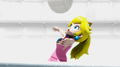 MSM Peach ready to spike the volleyball.png