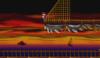 Mario in the level Ship 1.