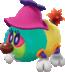 A Tropical Wiggler in Super Mario Odyssey