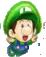 Baby Luigi from Mario Kart Arcade GP 2