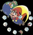 Cape Mario - KC Mario manga.png