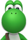Sprite of Dr. Yoshi from Dr. Mario World
