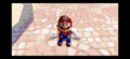 Mario going to tell Shadow Mario to let Peach go HD.png