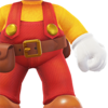 The Builder Outfit icon.