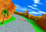Ancient Lake, from Diddy Kong Racing