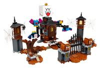 The LEGO Super Mario King Boo and the Haunted Yard Expansion Set.
