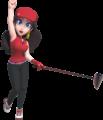 Artwork of Pauline in Mario Golf: Super Rush