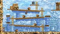 Donkey Kong 25m level