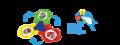Kinder Joy 2020 Super Mario fidget spinner.png
