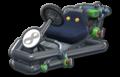 Thumbnail of Morton's Pipe Frame (with 8 icon), in Mario Kart 8.