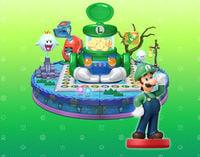 {{  1=Luigi as an amiibo in Mario Party 10 }}