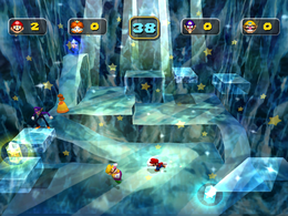 Frozen Frenzy from Mario Party 5