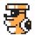 Rocky Wrench icon in Super Mario Maker 2 (Super Mario Bros. 3 style)