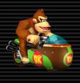 Donkey Kong's Spear