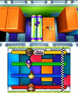Hop Till You Drop from Mario Party: Island Tour.