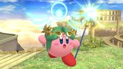 Kirby with Palutena's ability