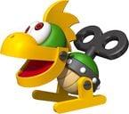 Mechakoopa as seen in New Super Mario Bros. Wii.