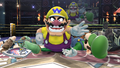 Challenge 40 from the fourth row of Super Smash Bros. for Wii U