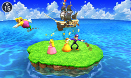 Bombs Away from Mario Party: The Top 100