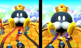 Defuse or Lose from Mario Party: The Top 100