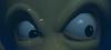 A dramatic close-up of Squiddicus