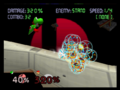 Yoshi's Ground Pound on Red Shells.PNG
