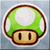 The Big Shiny 1UP Sticker from Paper Mario: Sticker Star