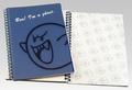 Club Nintendo - Boo Notepad.png