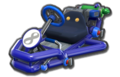 Thumbnail of Ludwig's Pipe Frame (with 8 icon), in Mario Kart 8.