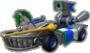 Luigi's Noble Rider icon in Mario Kart Live: Home Circuit