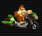 Donkey Kong's Phantom