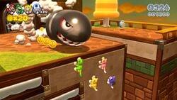 Screenshot from Super Mario 3D World