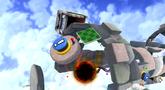 Tox Boxes in Super Mario Galaxy 2.