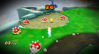 SMG2 Yoshi Star Spiny Rainbow Romp.png