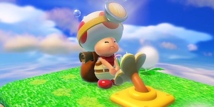 Picture shown with the third question in Captain Toad: Treasure Tracker Fun Quiz