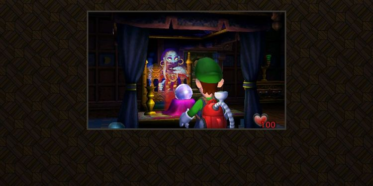 Picture shown with the fifth question in Luigi's Mansion Fun Online Trivia Quiz