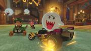 Screenshot of Mario Kart 8 Deluxe.
