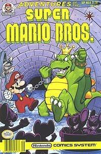 Nintendo Comics System's comic The Buddy System