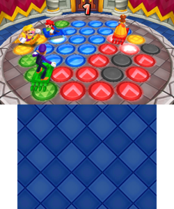 Color Correction from Mario Party: Island Tour.