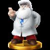 Dr. Light trophy from Super Smash Bros. for Wii U