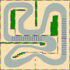 MKSC SNES Mario Circuit 4 Map.png