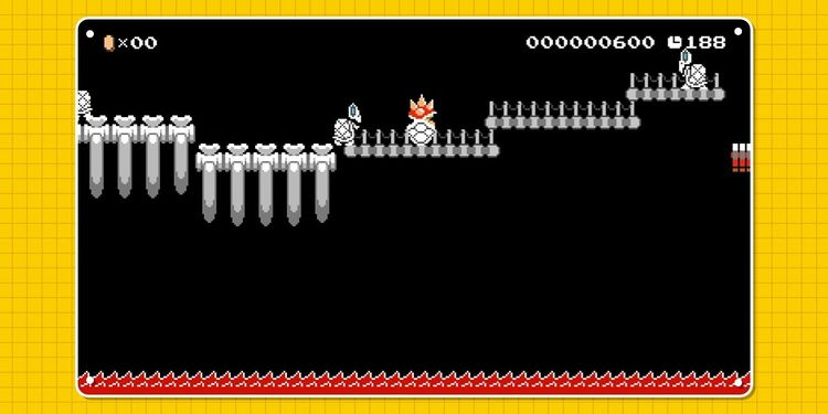 Picture shown with the fifth question in Super Mario Maker 2 Trivia Quiz