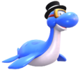 Dorrie's model from Super Mario Odyssey.