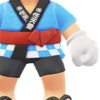 The Happi Outfit icon.