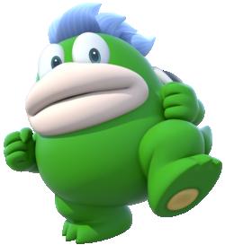 Spike - Super Mario Wiki, the Mario encyclopedia